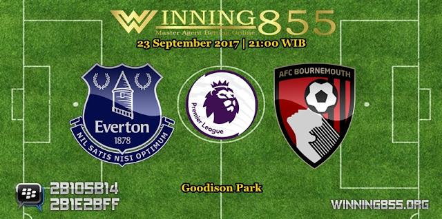 Prediksi Skor Everton vs Bournemouth