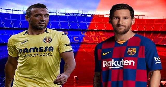 مباراة برشلونة ضد فياريال، اخر المستجدات والتشكيلة المتوقعة
