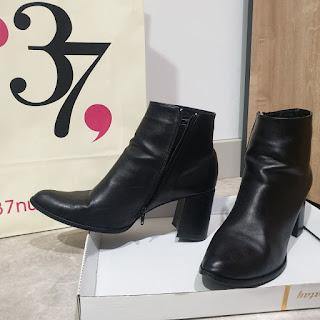 büyük numara kadın ayakkabısı