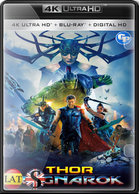 Thor: Ragnarok (2017) 4K UHD LATINO/INGLES