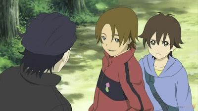 جميع حلقات انمي Shinreigari: Ghost Hound  مترجم عدة روابط
