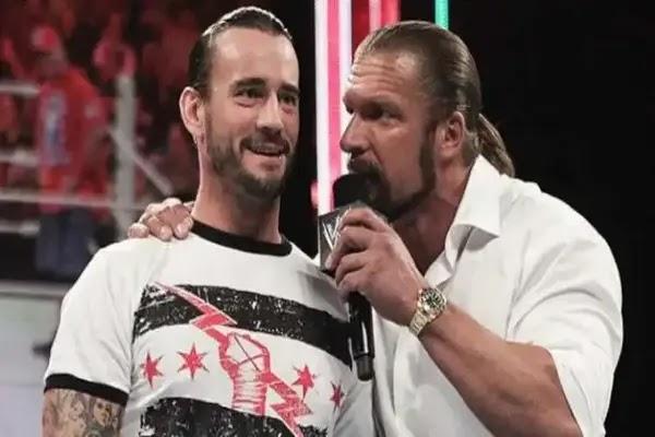 تربل اتش يعلق على إمكانية عودة سي ام بانك ل WWE