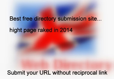 Directory list for free submission and no reciprocal link