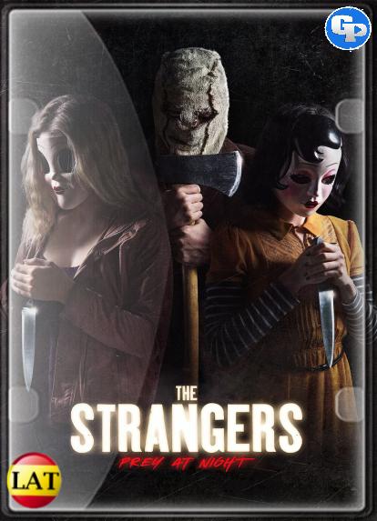 Los Extraños: Cacería Nocturna (2018) LATINO