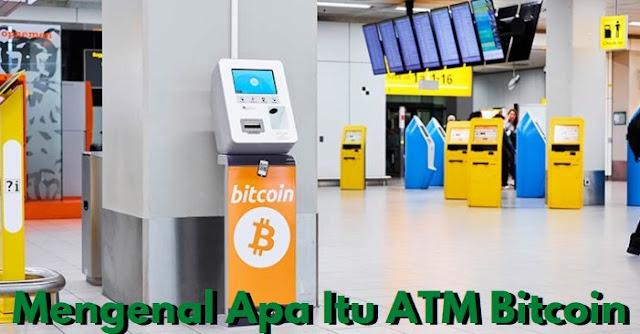Gambar Mesin ATM Bitcoin Di Indonesia