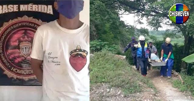 Asesinó a su mujer la lanzó al rio y la reportó como desaparecida en Mérida