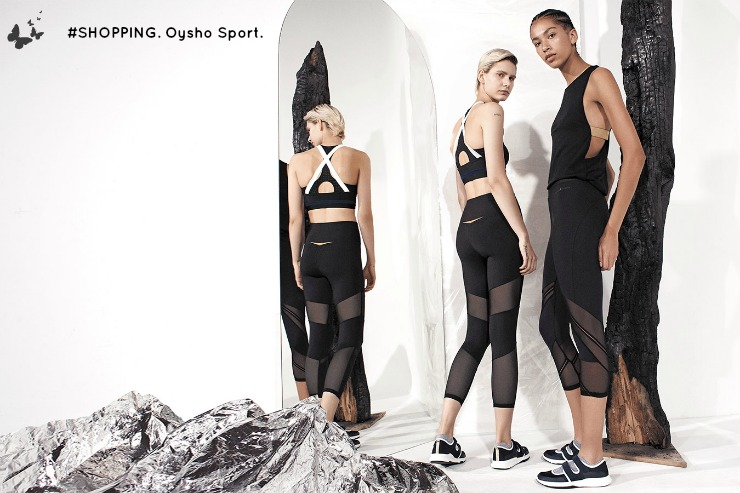 08.06.2017 #SHOPPING. Oysho Sport New Colection