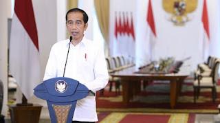 """Jokowi Sebut Upah Dibayar Perjam Hoaks, Diskak Mat Buruh """"Ternyata Jokowi yang Hoaks"""""""