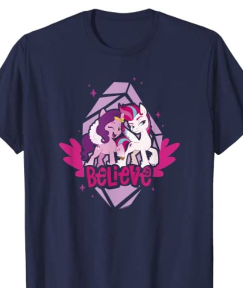 My Little Pony: A New Generation Believe Duo T-Shirt