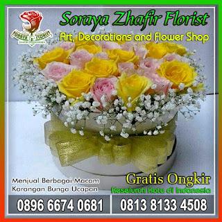 jual karangan bunga ucapan