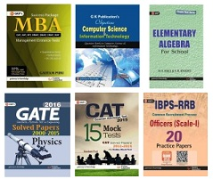 Entrance Exam Books – Upto 69% Off starts from Rs.18 at Flipkart