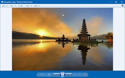 restore windows photo viewer di windows 10