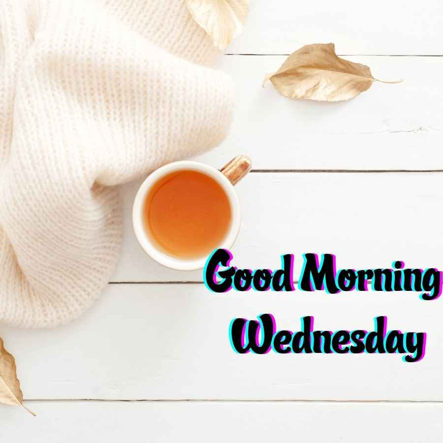 good morning images for wednesday