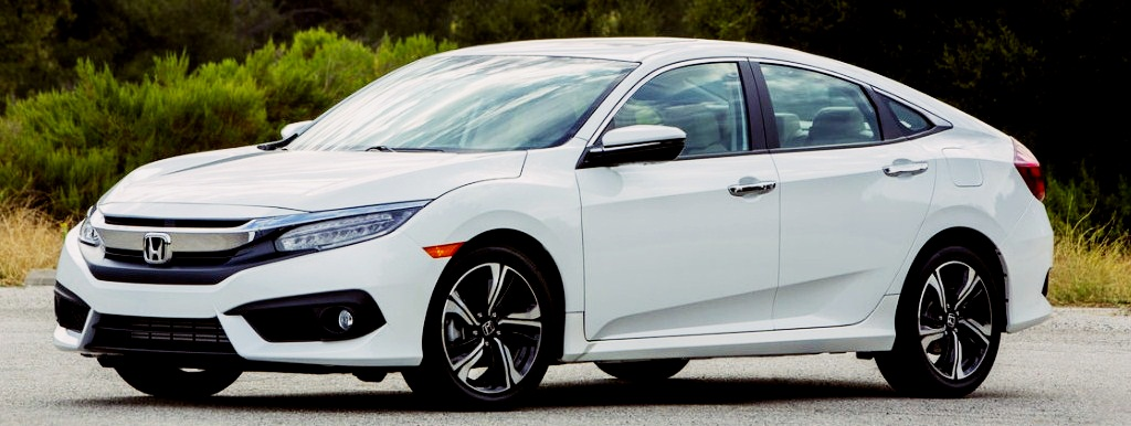2016 honda civic ex l sedan cvt with navigation review usa honda civic updates. Black Bedroom Furniture Sets. Home Design Ideas