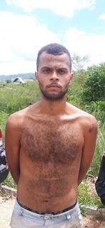 Confira vídeo  que registra chegada de  Diogo Jesus de Melo suspeito de matar  Ramon playboy em bairro de Guarabira