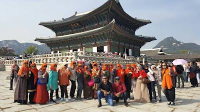 Paket Tour Korea Konsorsium