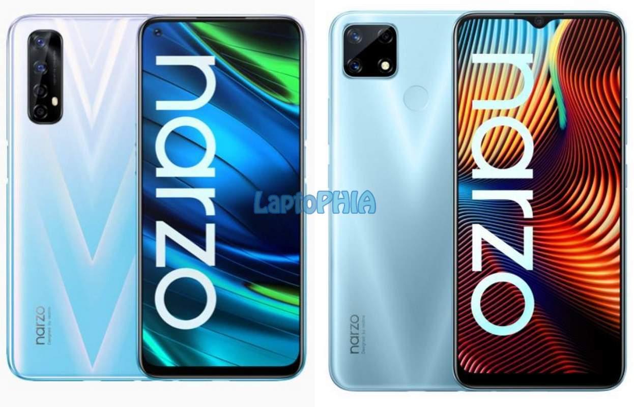 Perbedaan Realme Narzo 20 Pro vs Realme Narzo 20: Harga Selisih 1 Juta Lebih, Pilih Mana?