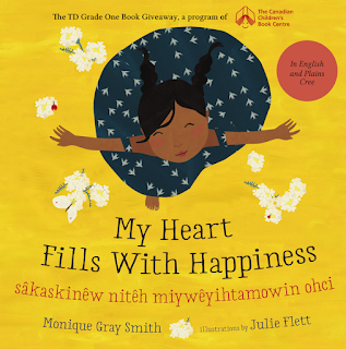 My Heart Fills With Happiness - TD Grade One Book Giveaway