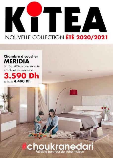 catalogue kitea maroc collection ete juin juillet aout 2020