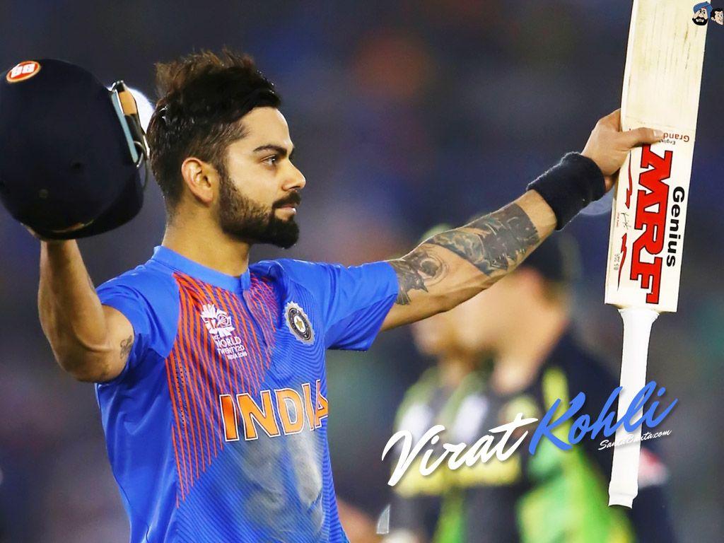 Virat Kohli new look
