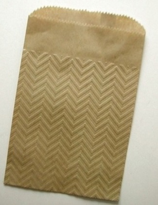 SRM Stickers - #embossed #chevron #bags #giftbag #srmstickers