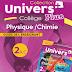 2APIC : Guide du professeur « Univers Plus de physique chimie »