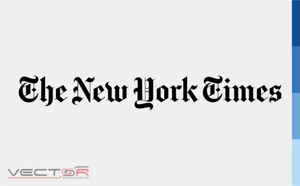 The New York Times (1857) Logo - Download Vector File Encapsulated PostScript (.EPS)