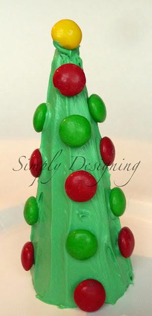 tree Christmas Kid Crafts: Cone Christmas Trees 3