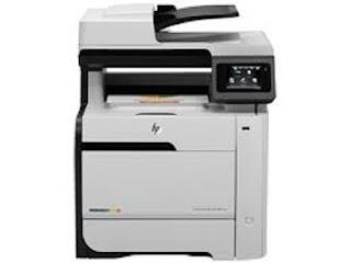 Image HP LaserJet Pro MFP M475dn Printer