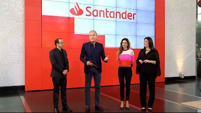 Roberto Justus anuncia a tarefa para os competidores - Divulgação/Band