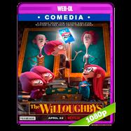 Los hermanos Willoughby (2020) WEB-DL 1080p Latino