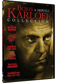 DVD Review: Boris Karloff Collection