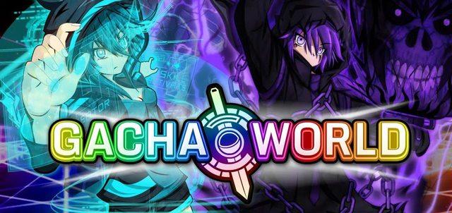 Gacha World Apk Mod 1