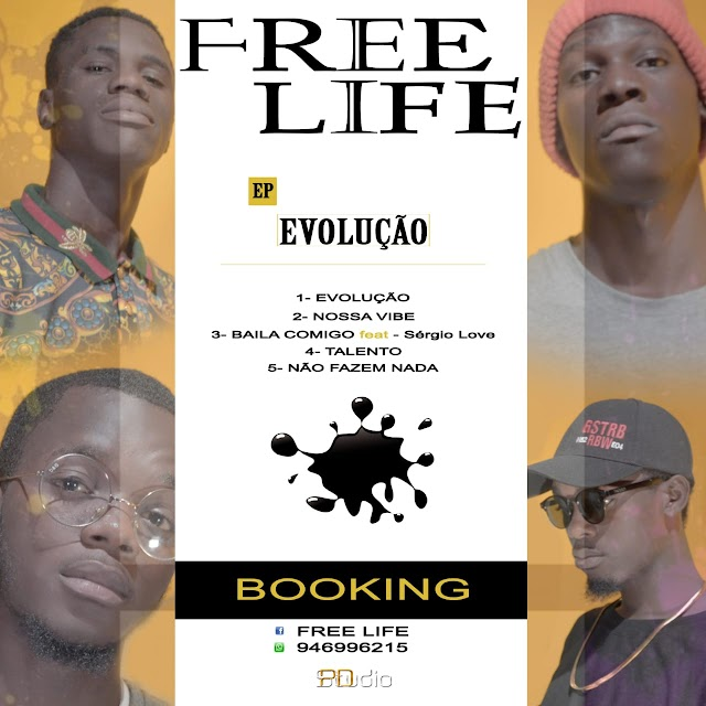Free Life - Evolução (EP) Download