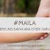 #Maila : REVIEW Cerbung Maila  Karya Ana Isteri Darul