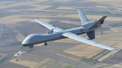 Drone MQ-9 Reaper Lolos Uji Lepas Landas dan Mendarat Otomatis