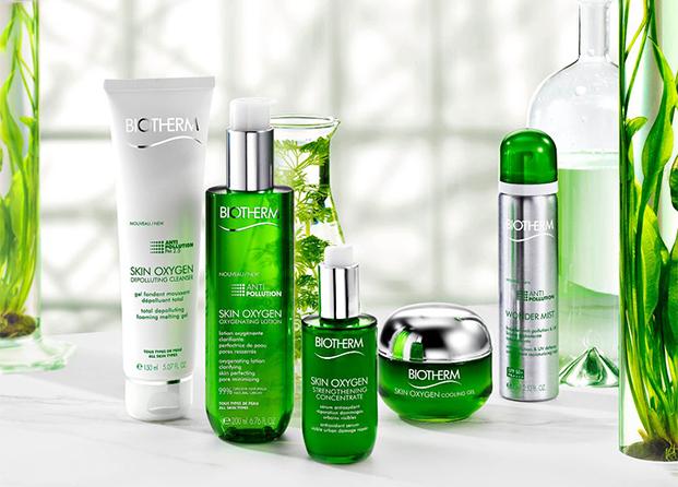 Skin Oxygen, la línea más detoxificante de Biotherm