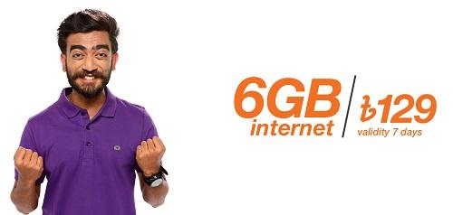 Banglalink 6 GB 129 Tk for 7 Days Internet Offer Pack Code 2020