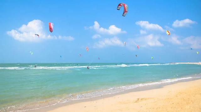 كايت بيتش, Kite Beach