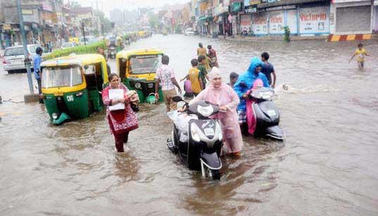 ভারতের কেরালা রাজ্যে প্রবল বর্ষণে ১১ জনের মৃত্যু