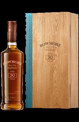 Bowmore 30 annual release