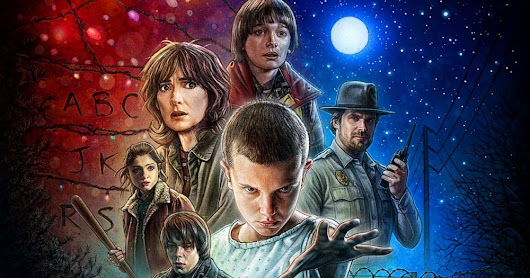 Stranger Things - 2.ª temporada