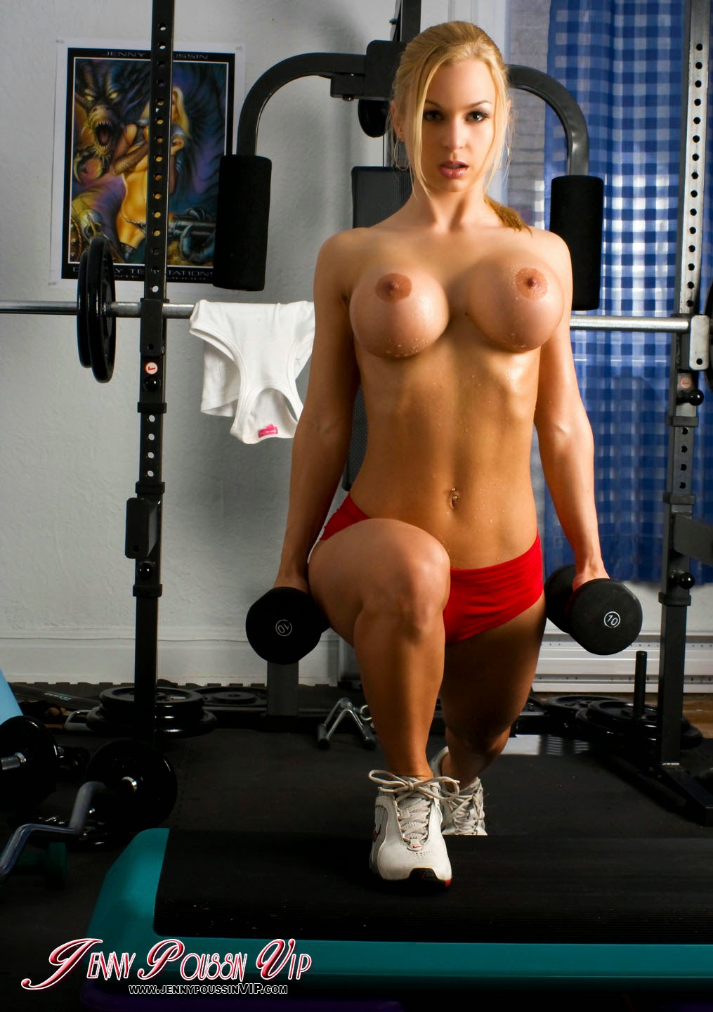 Hot Fit Naked Women