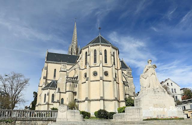 Iglesia de San Martín, Pau