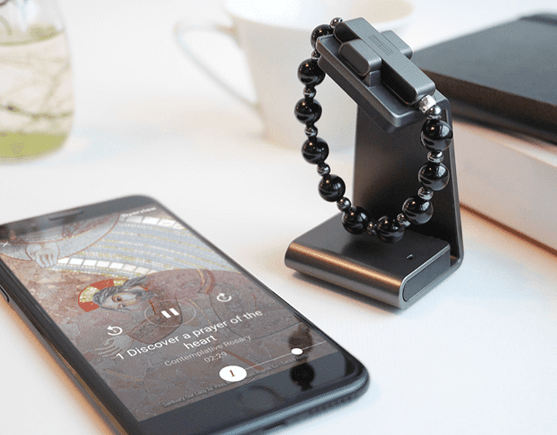 Pope releases eRosary smart wearable that can track your prayers and fitness!