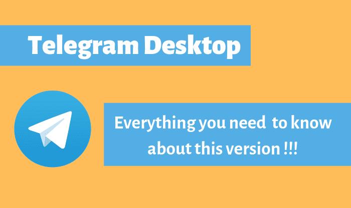 Telegram Desktop [ Review ]