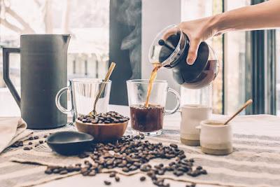 manfaat minum kopi hitam tanpa gula dan susu