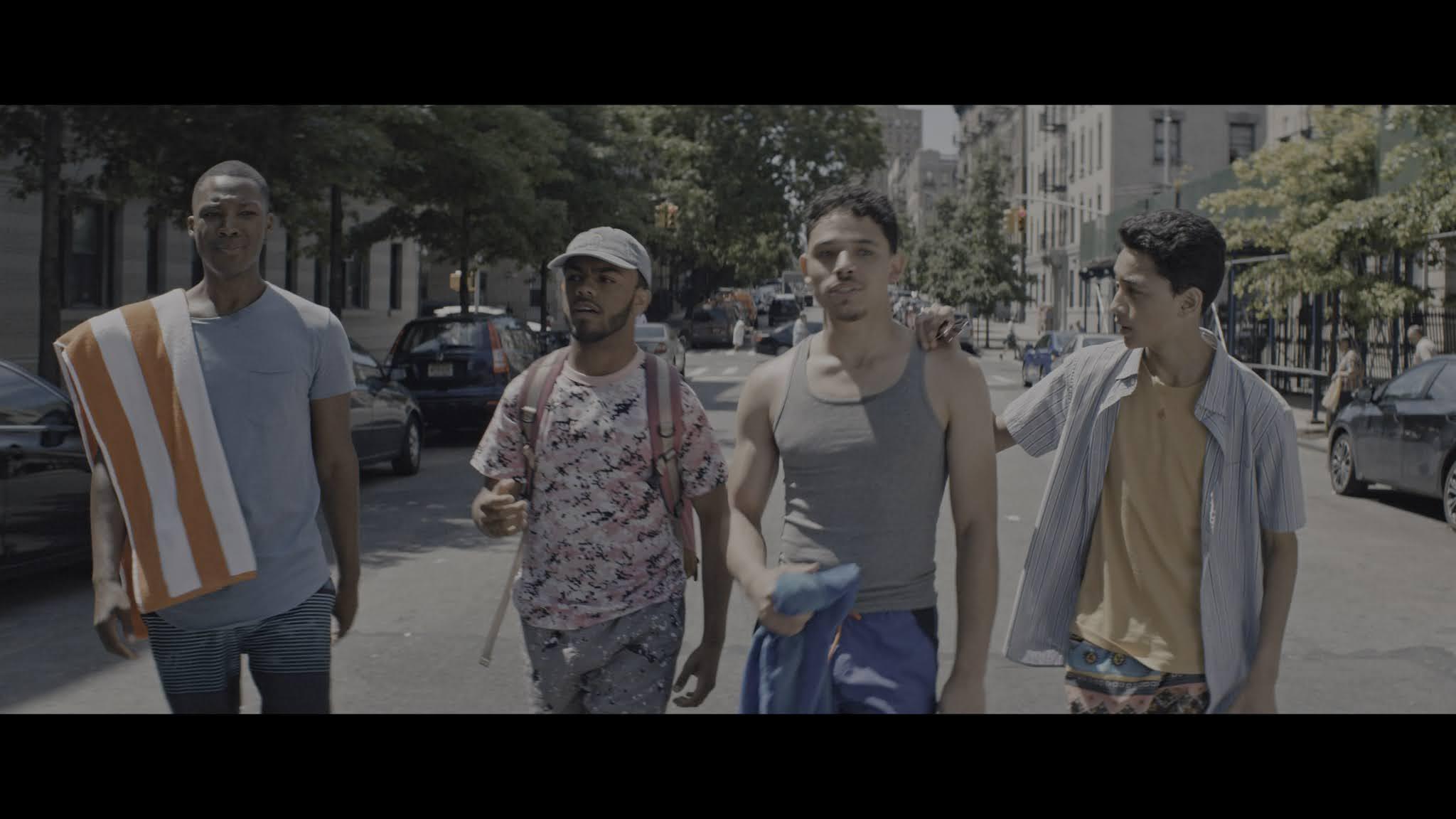 En el barrio (2021) 4K WEB-DL HDR Latino