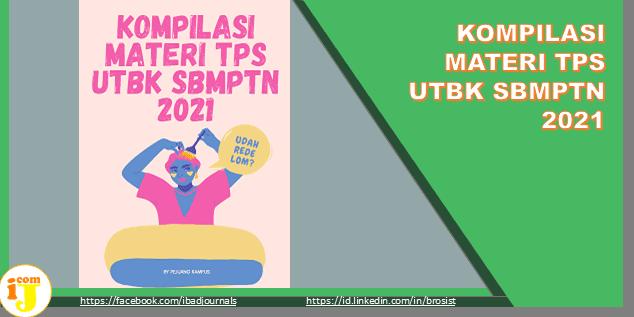 KOMPILASI MATERI TPS UTBK SBMPTN 2021