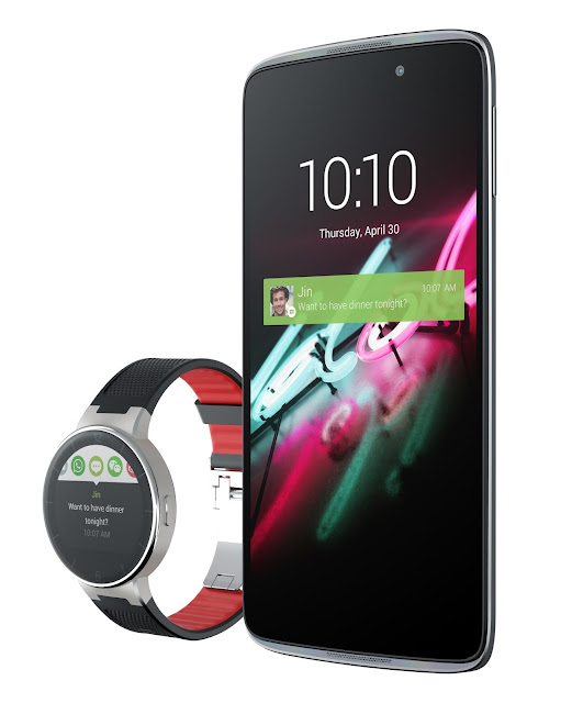 LO SMARTPHONE ALCATEL IDOL 3